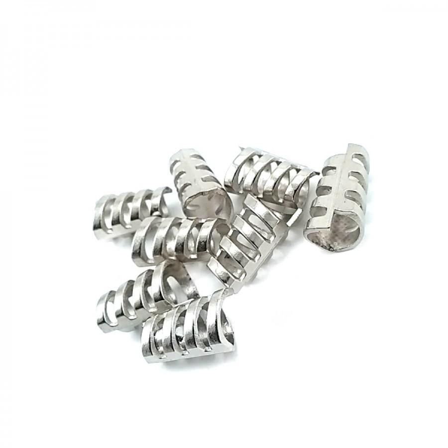 Yay Tasarımlı Metal Bağucu boy 10 mm giriş 8 mm B0007
