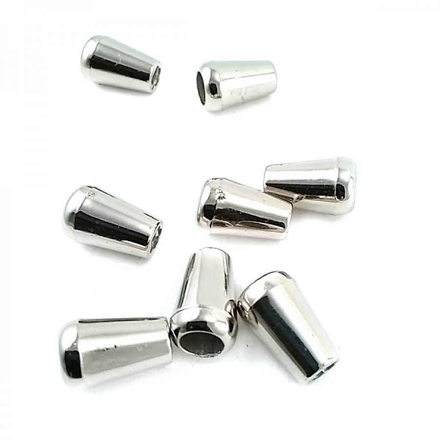 Sade Tasarımlı Metal Bağucu boy 16 mm giriş 5 mm çıkış 7  mm B0017