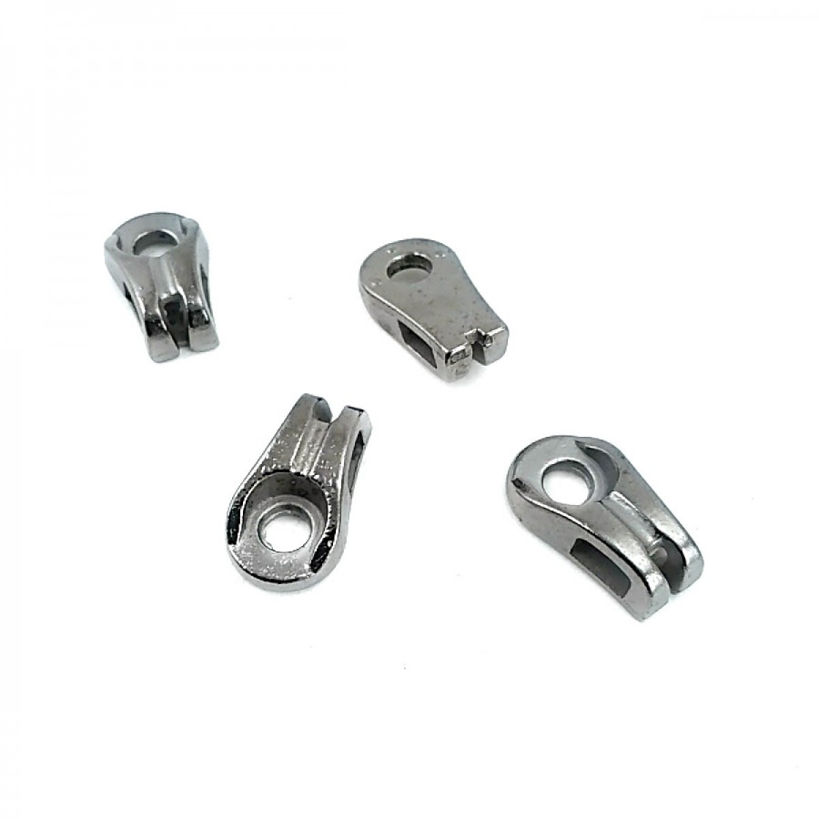 19 x 11 mm Boy  5 mm Çaplı Metal Bağucu  B0025