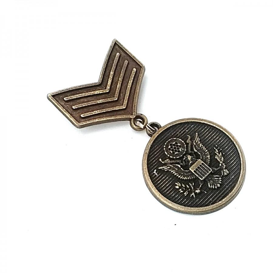Madalya Broş - Arma resimlii BRS0002