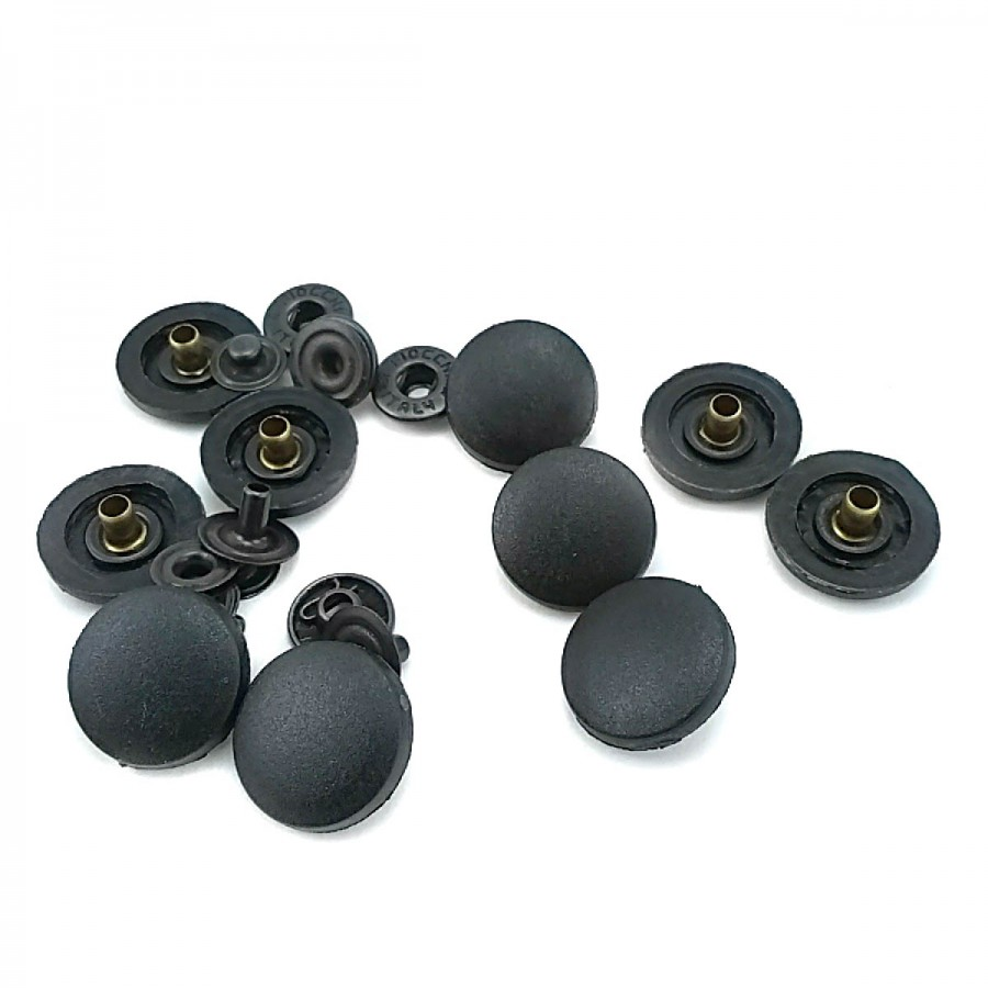 Plastik Çıtçıt Düğme 19 mm 31 boy C0003