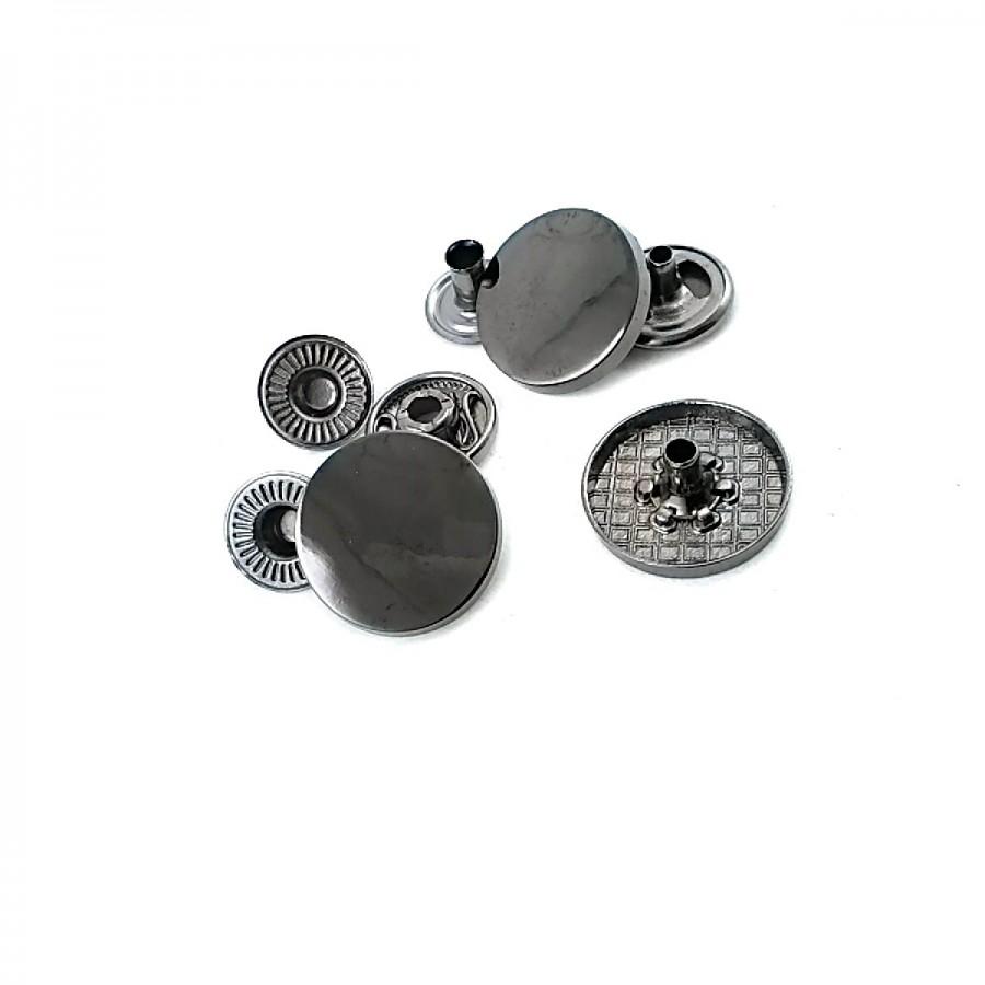 Metal Çıtçıt Düğme 16 mm 26 boy C0009
