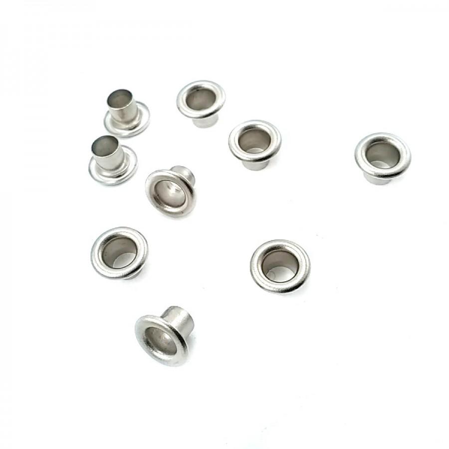 9 mm No 2 Zamak Metal Kuşgözü (250 Ad/Paket) K0003