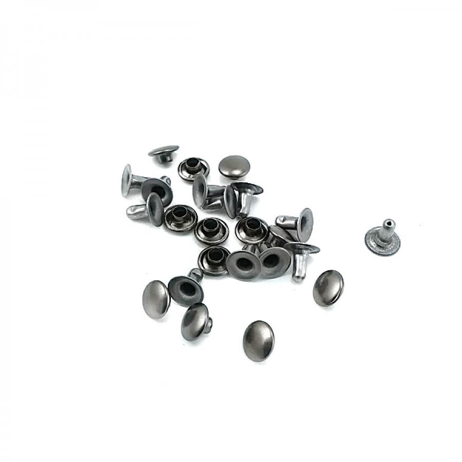 Klasik Metal Rivet 6 mm 8 boy R0006
