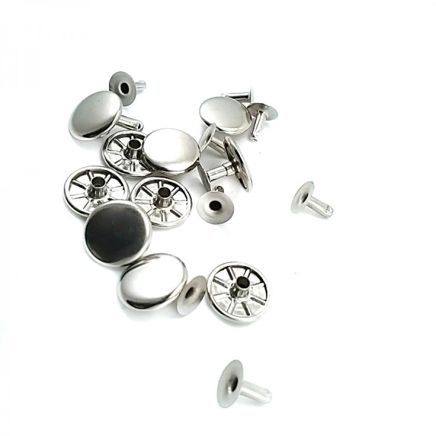 Klasik Metal Rivet 8 mm 12 boy R0009