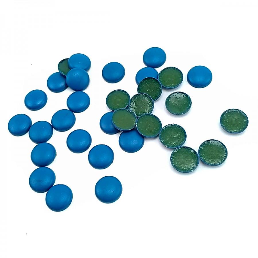9 mm 14 boy Mavi Renkli Plastik Isıtma Rivet (250 Adet / Paket) R0010