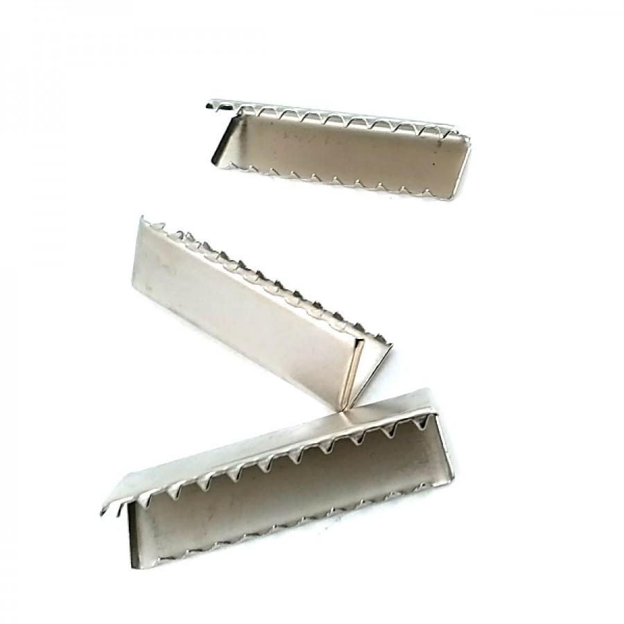 Metal 45x12mm Kıstırma Parçası T00014