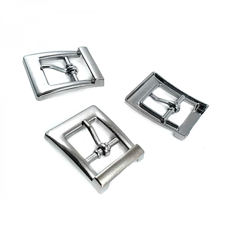 15 mm Metal Dilli Kemer Tokası T0030