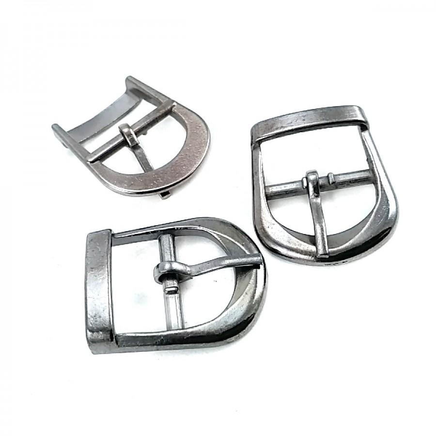 18 mm Dilli Metal Kemer Tokası T0034