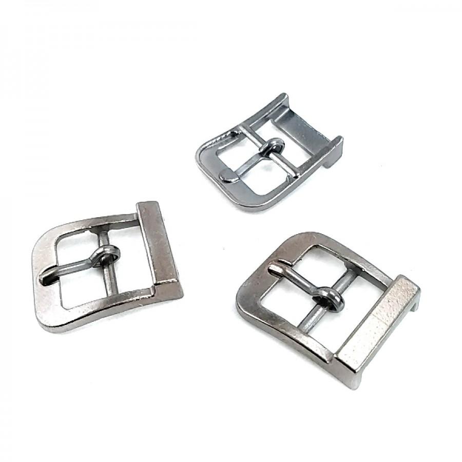 16 mm Metal Dilli Kemer Tokası T0035