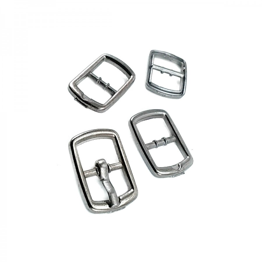11 mm Metal Dilli Kemer Tokası T0042