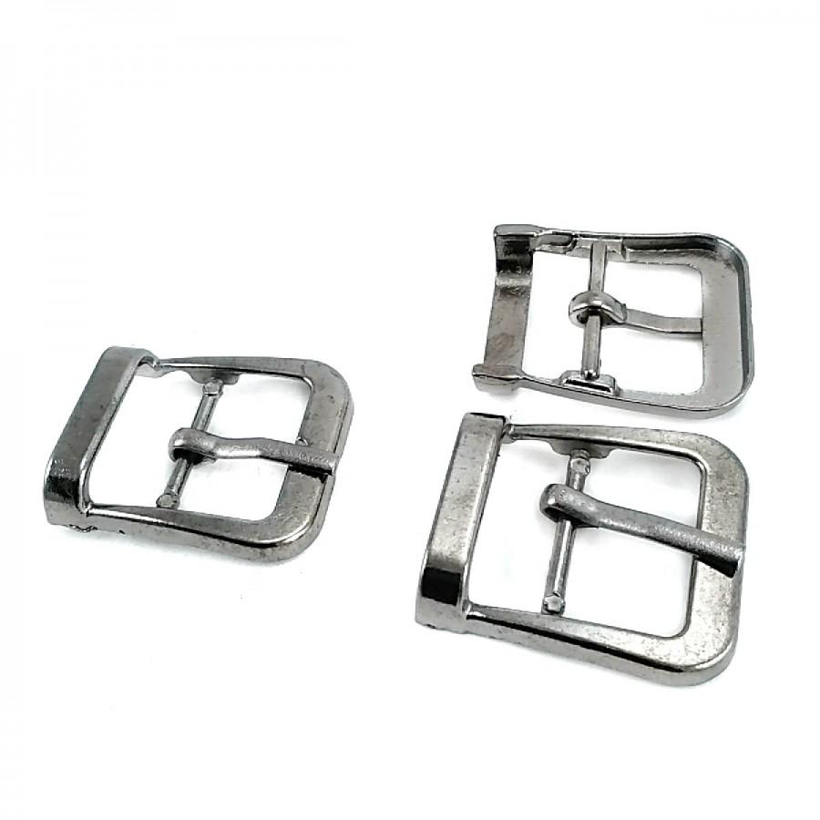 20.5 mm Metal Dilli Kemer Tokası T0044